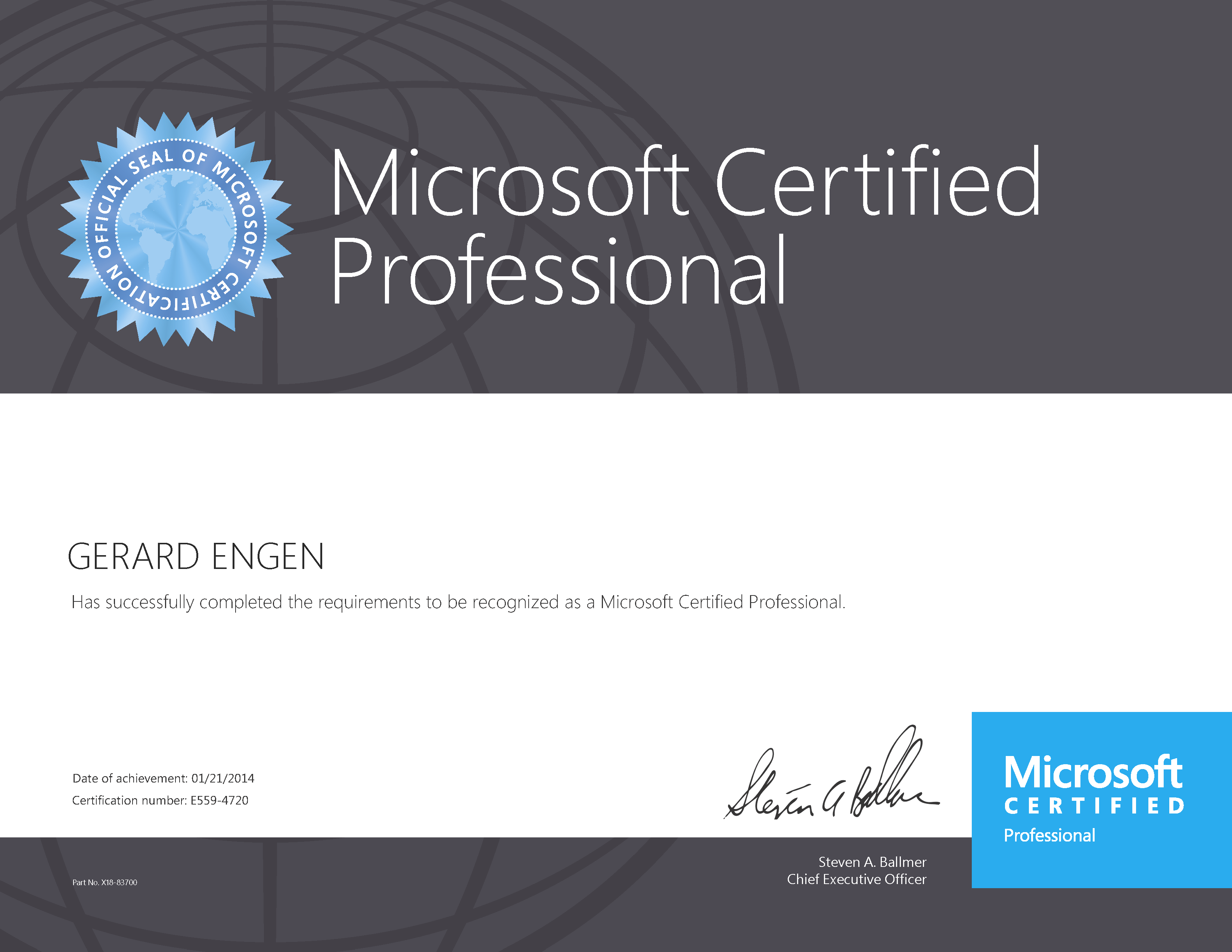 microsoft-certified-professional